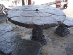Rock Table  Set